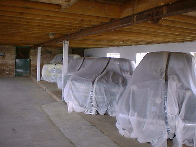 some of our 'old' car covers