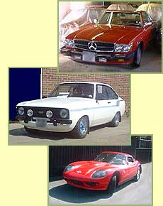 Classic vehicles we have sold