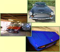 Car Storage UK, Classic Car Storage UK, Motorcycle Storage UK, Classic Car Transport UK, Car Storage UK, Classic Car Storage UK, Motorcycle Storage UK, Classic Car Transport UK To have been the first storage and transportation company to become a trade supporter of the Federation of British Historic Vehicle Clubs, and we fully support the aims of this organisation.A well established company, owned and run by classic car enthusiasts with many years experience of professionally caring for classic and modern prestige cars and motorcycles. We offer a storage and transportation service that can be tailored to individual requirements, for all kinds of vehicles from priceless classics to the most 'ordinary' modern car. Our list of clients includes, among others: Classic Cars Magazine, The National Motor Museum, classic car & bike auctioneers, TV & film production companies, classic and prestige car dealers, race teams and 'blue chip' companies, as well as individuals and collectors from all over the world. Our tariff outlines our services and charges but please contact us to discuss your particular requirements. We provide transportation for vehicles throughout the UK and beyond, and if you wish to sell or purchase a vehicle we can also be of assistance; please view our vehicles for sale page. On our links page you can find links to other websites that we feel may be of interest to classic vehicle owners and enthusiasts and in our gallery you can see some pictures of us 'in action'.